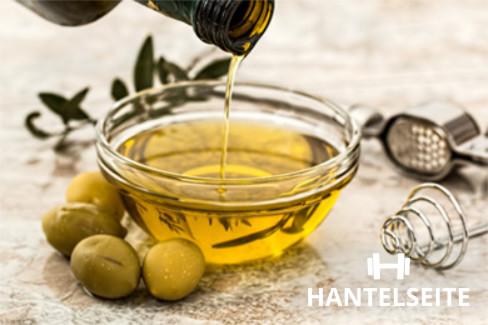 Olivenöl - eines der wenigen gesunden Pflanzenöle